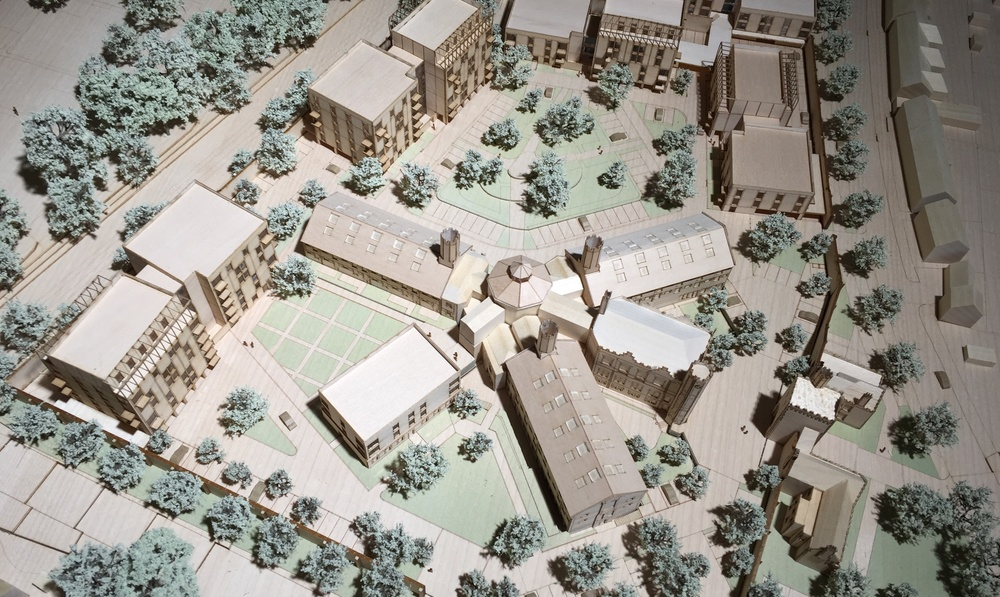 Kingston Prison gets green light for housing with masterplan by Grant Associates