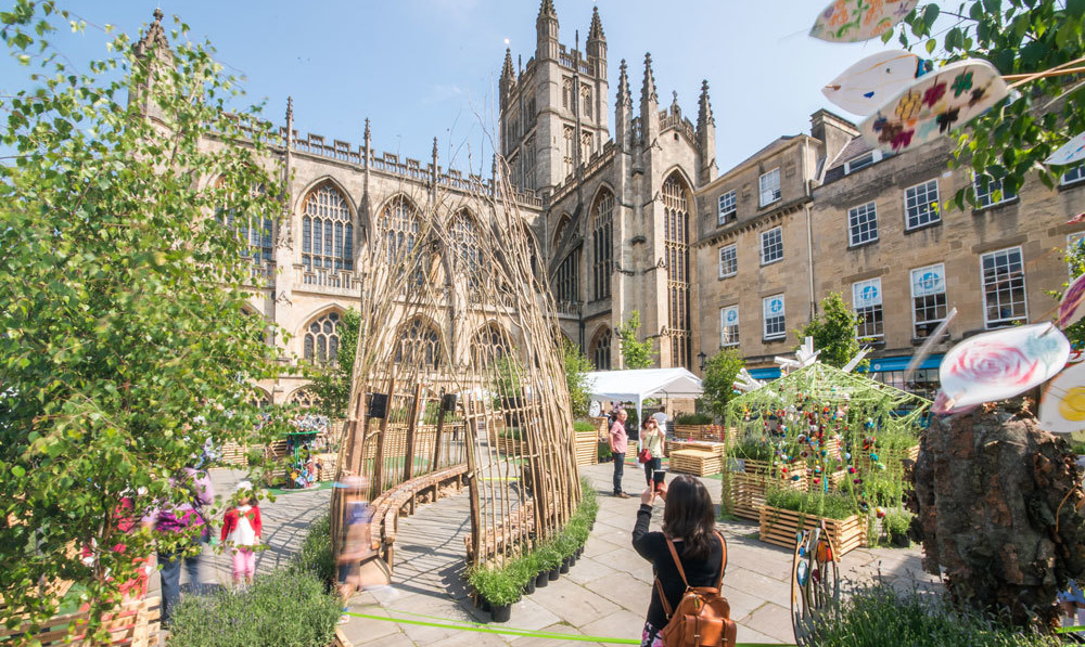 Grant Associates to present at Bath's Therapeutic City Festival