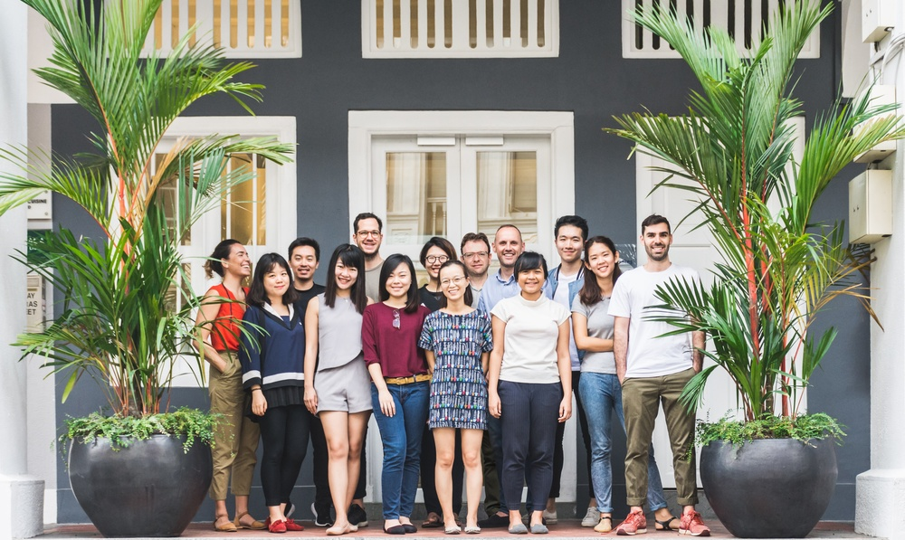 Grant Associates expands presence in Singapore