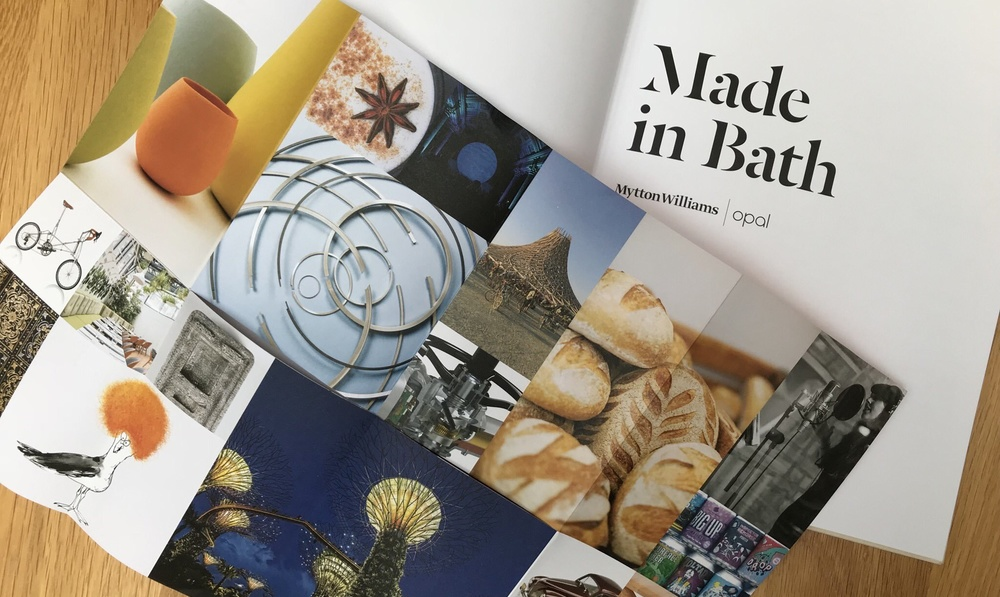 Grant Associates features in new book about 'makers' of Bath