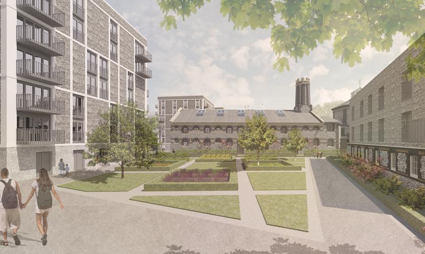 Planning success for former HM Prison Kingston site