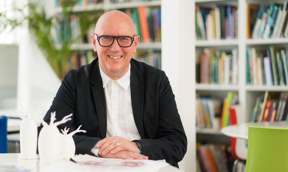 Andrew Grant to present at Bristol's Architecture Centre